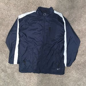 Nike heavy windbreaker